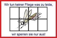 Der FliegengitterSpezialist Logo