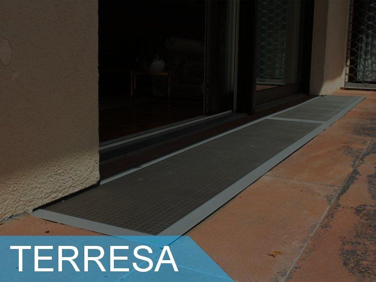 LiSA - Lichtschachtabdeckung TERRESA