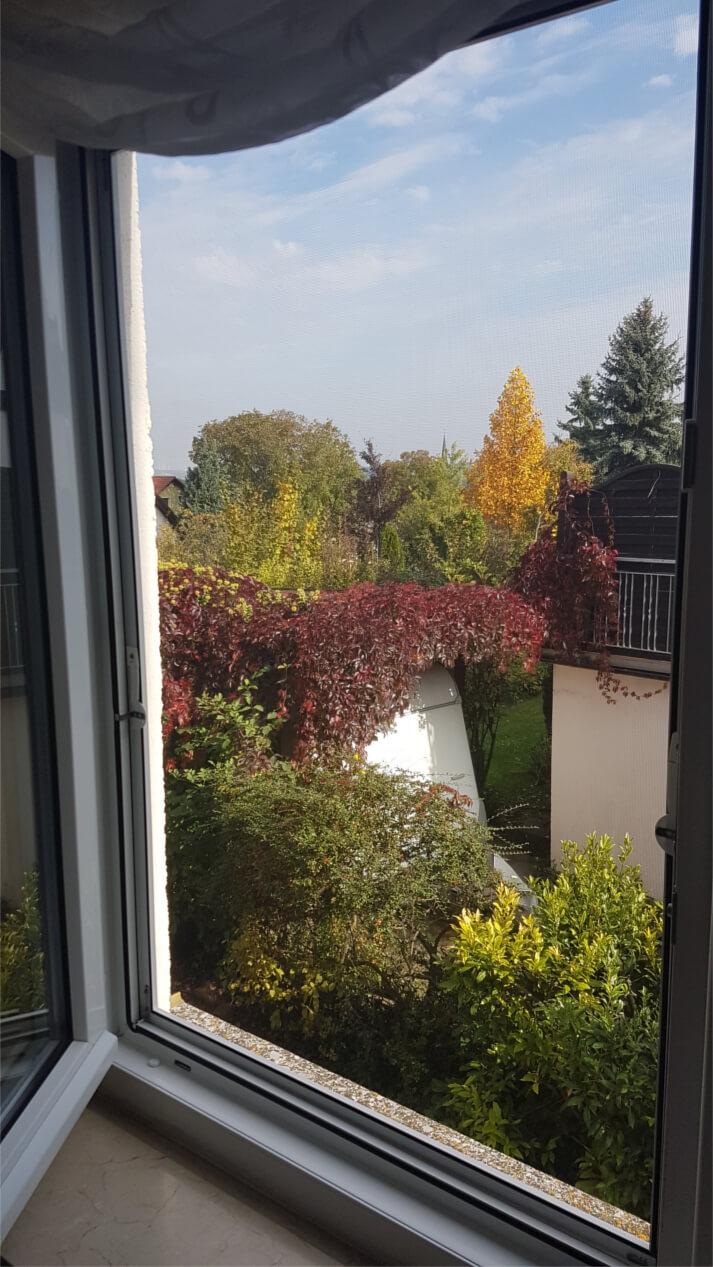 Referenzen Fliegengitter in Alzey (nachher)