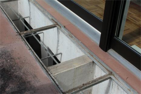 Referenzen Lichtschachtabdeckung in Nauheim (zwischendurch)