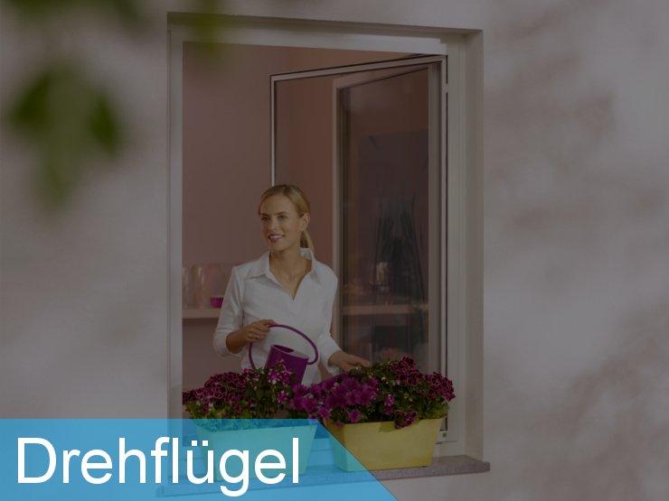Insektenschutzfenster - Drehflügelfenster